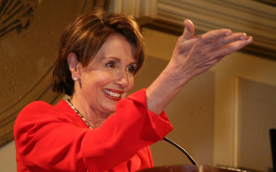 Pelosi's Sense of Empathy Dates Back to Little Italy