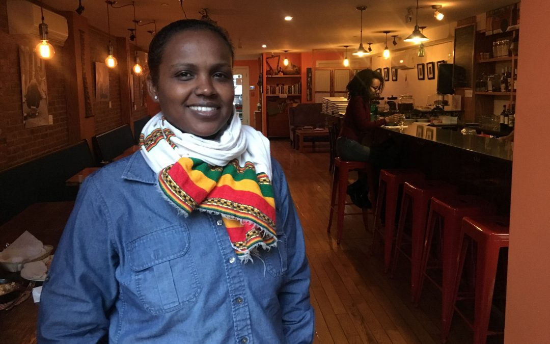 This Israeli-Ethiopian Woman Brings the Food of Her Cultures to Harlem