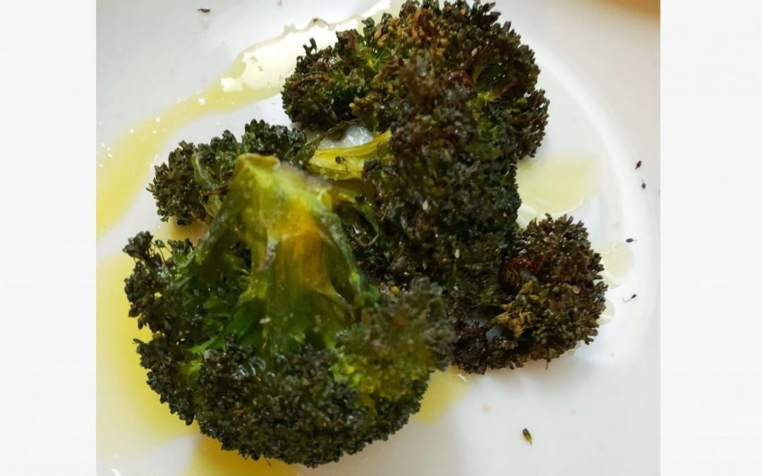 Burnt Broccoli