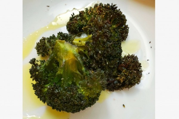 Burnt Broccoli