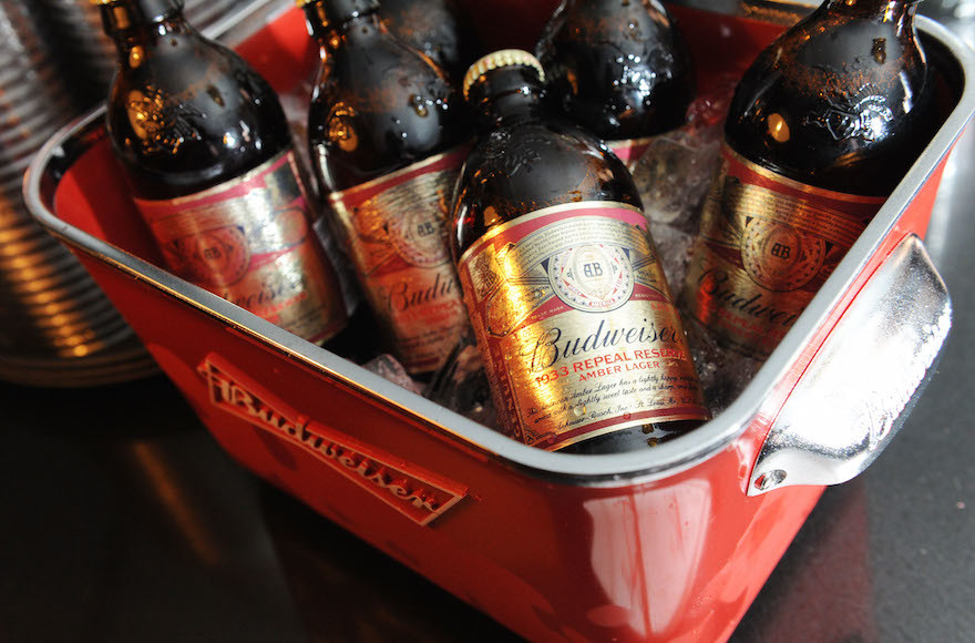 Budweiser Brewery Acquires Israeli Startup that Provides Beer Stats
