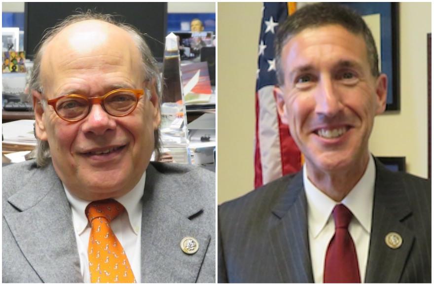 In Memphis, Congressmen from Opposing Parties Get Along