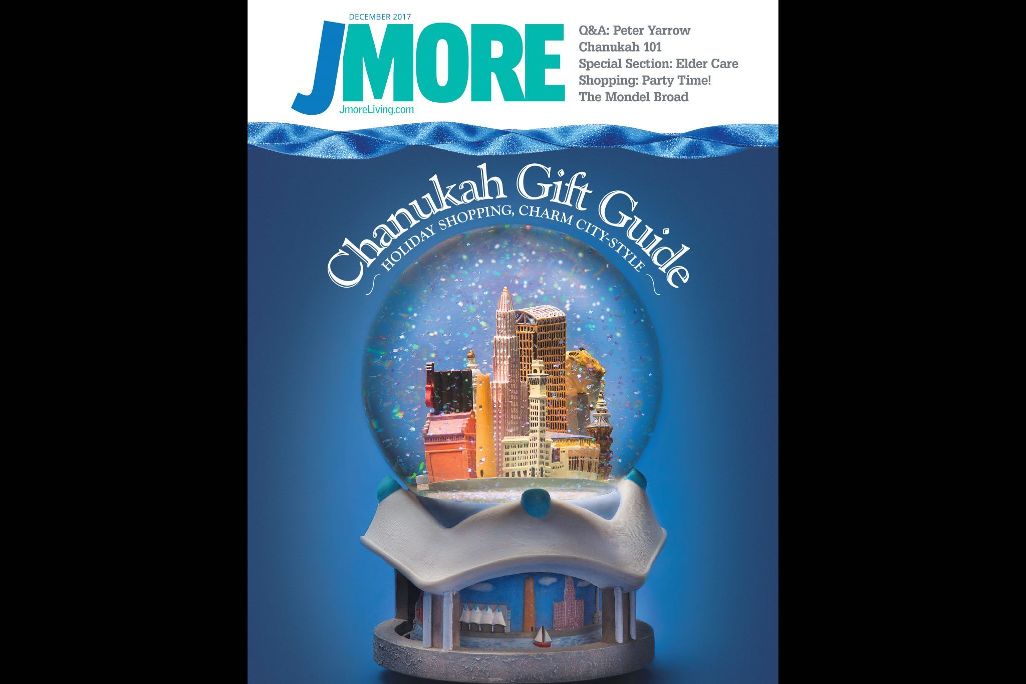 Jmore covers: December 2017