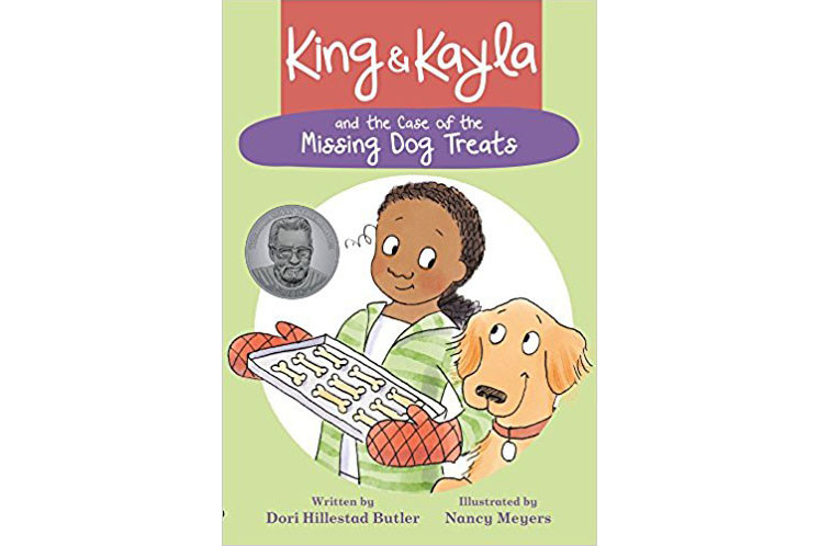 'King & Kayla and the Case of the Missing Dog Treats'
