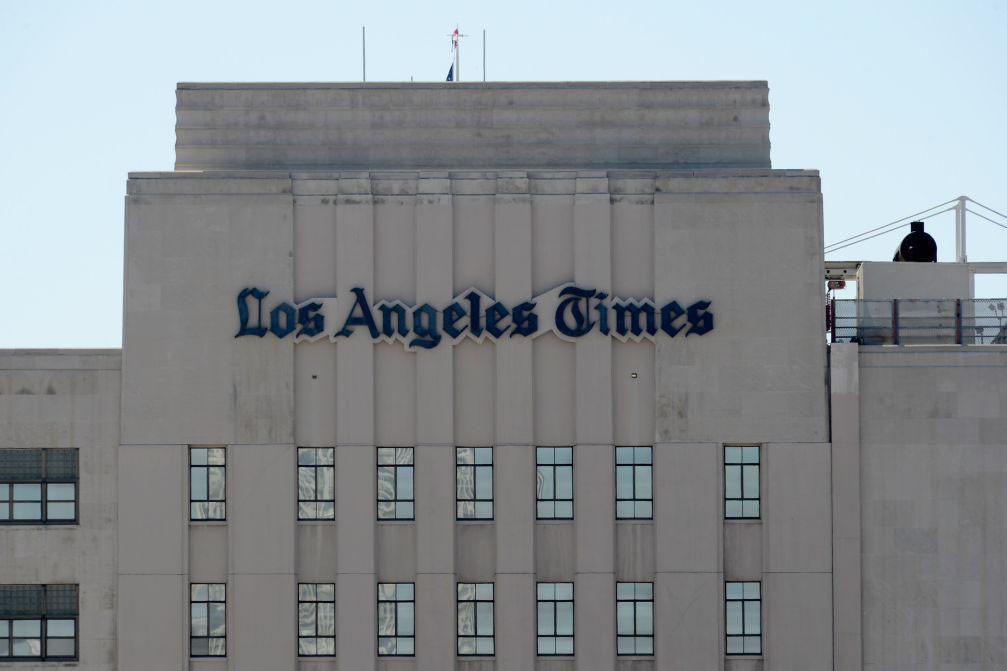 What does L.A. Times Deal Mean for The Sun?