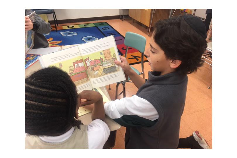 Macht Reading Buddies — An Inter-School Partnership