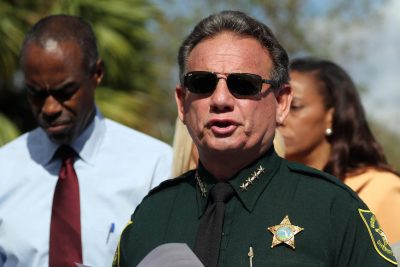 The Jewish Sheriff Leading the Response to the Fla. School Shooting Quotes the Talmud