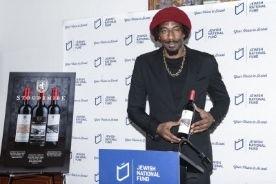 Former NBA Star Amar'e Stoudemire Just Launched a Line of Kosher Wines