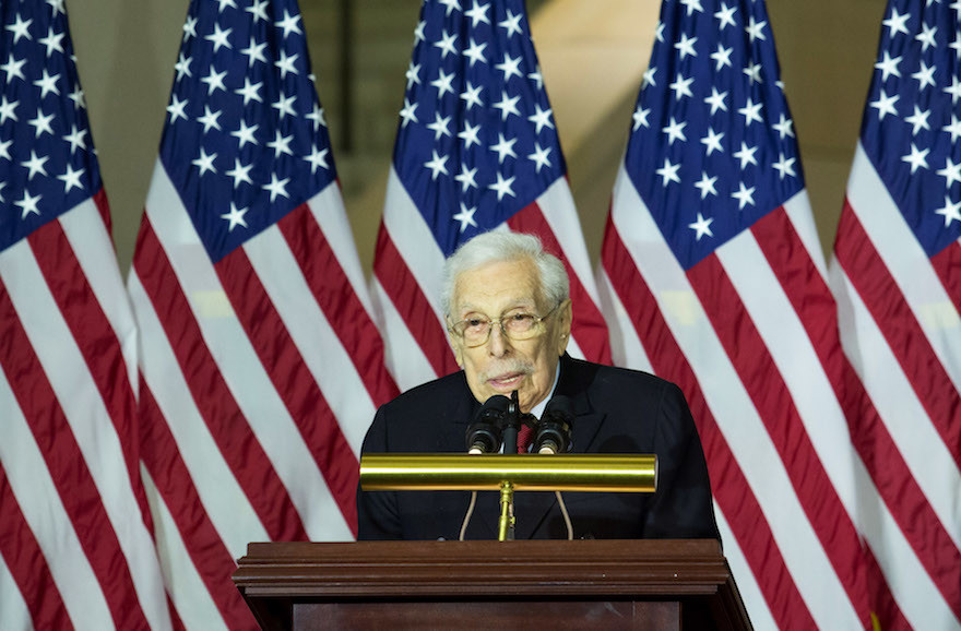 This 99-Year-Old is the Oldest Former Member of Congress
