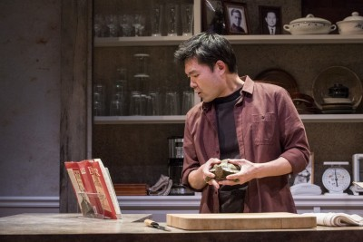View Images from 'Aubergine' at Everyman Theatre