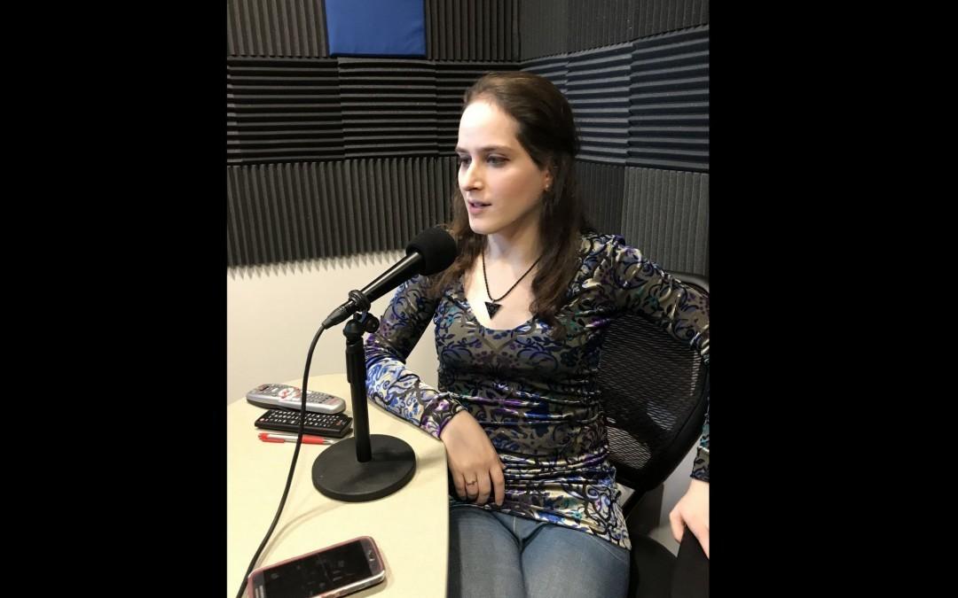 Jewish Transgender Activist Abby Stein on Facebook Live