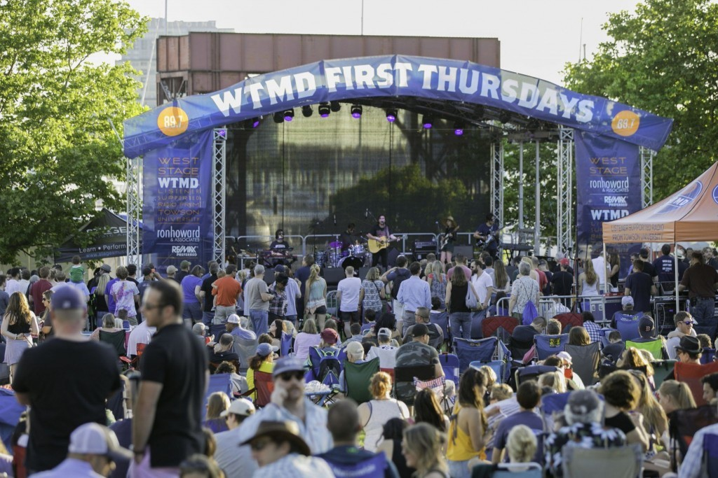 WTMD First Thursdays