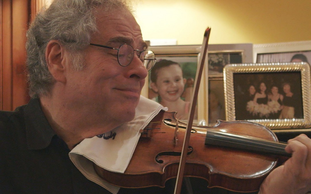 Itzhak Perlman's Inspiring Musical Journey — and His 50-Year Marriage — Captured in Documentary