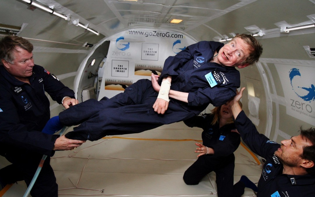 What They're Saying About Stephen Hawking