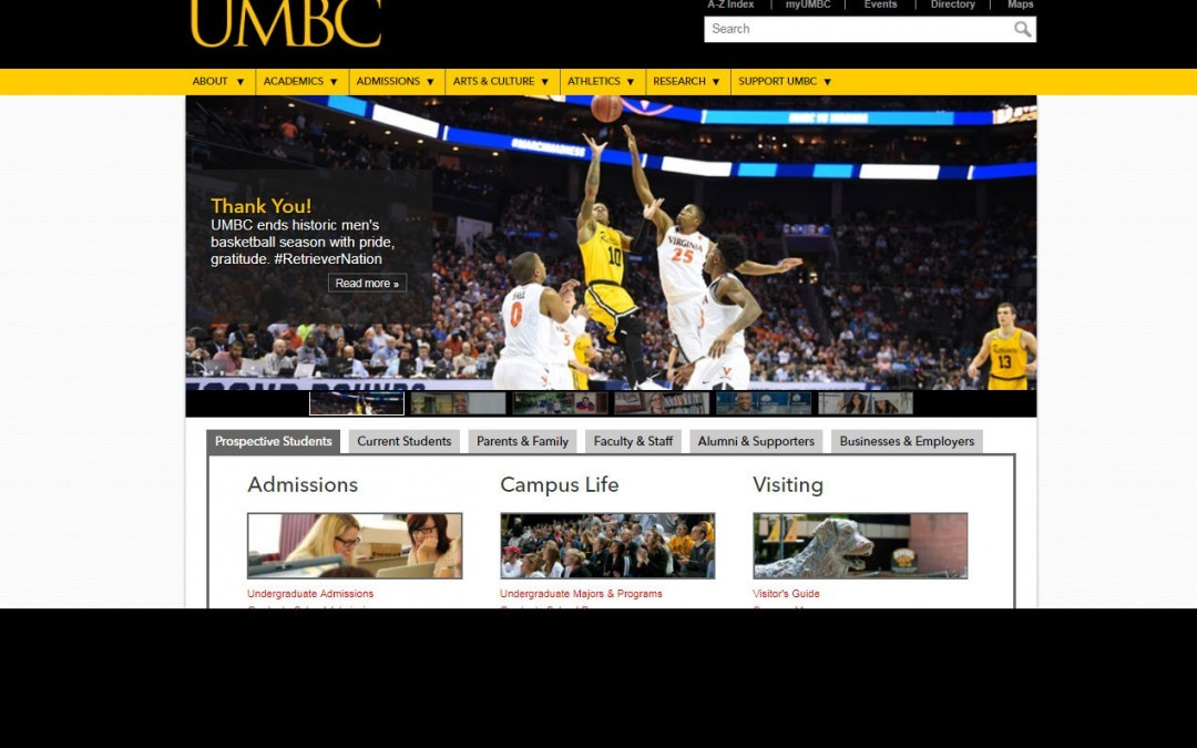 UMBC's Greatness Goes Beyond Mere Basketball