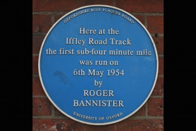 Bannister's Achievement Transcends Track and Field
