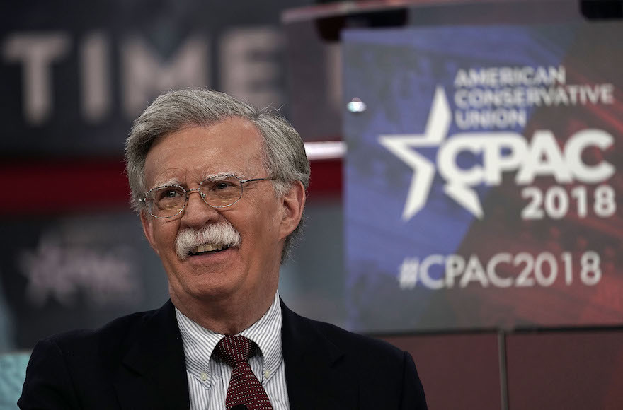 John Bolton, Brace Yourself