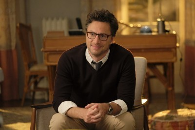 Zach Braff is Happy to be Back on TV. 'Scrubs' Fans Should be Happy, Too.
