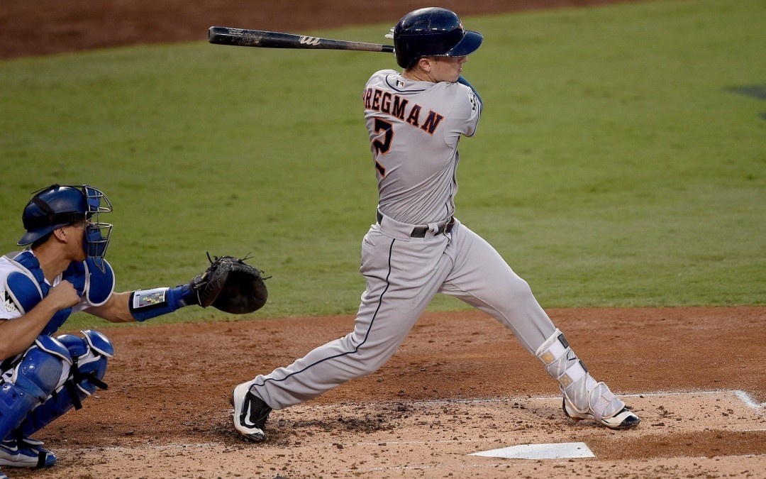 Alex Bregman is Baseball's Next Jewish Star