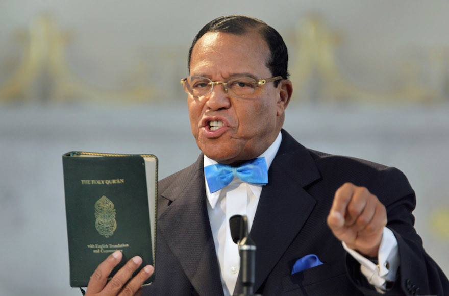 Louis Farrakhan is an Anti-Semite. Is He Still Relevant?
