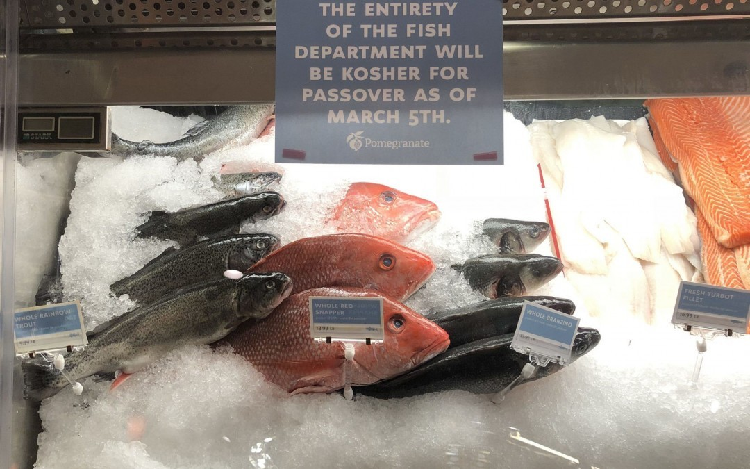 Kosher Supermarkets Hate Cleaning for Passover as Much as You Do