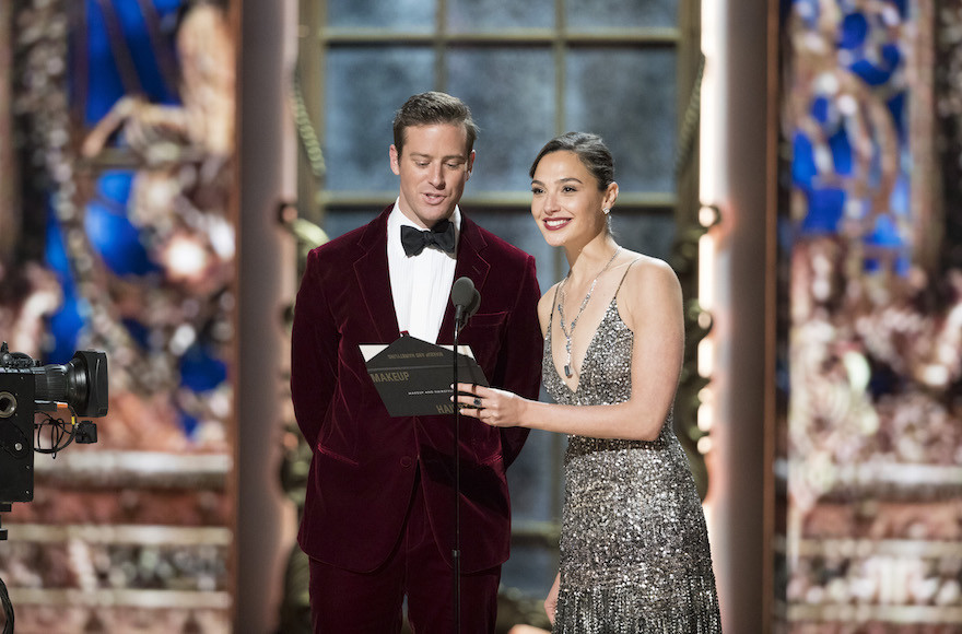 Oscars 2018: For Jewish Nominees, a Night Not to Remember