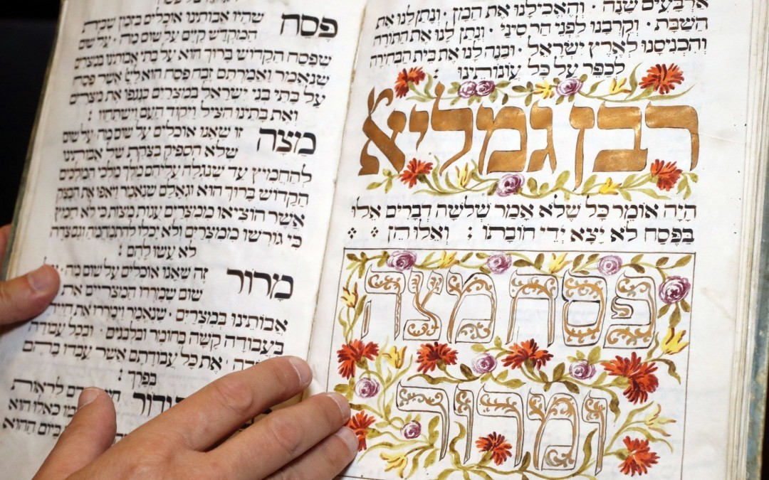 5 Haggadahs and Other Passover Supplements to Modernize Your Seder this Year