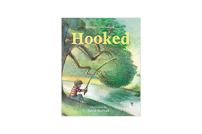 """Hooked,"" by Tommy Greenwald and David McPhail"