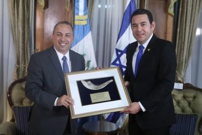 Guatemala Will Move its Israel Embassy to Jerusalem in May