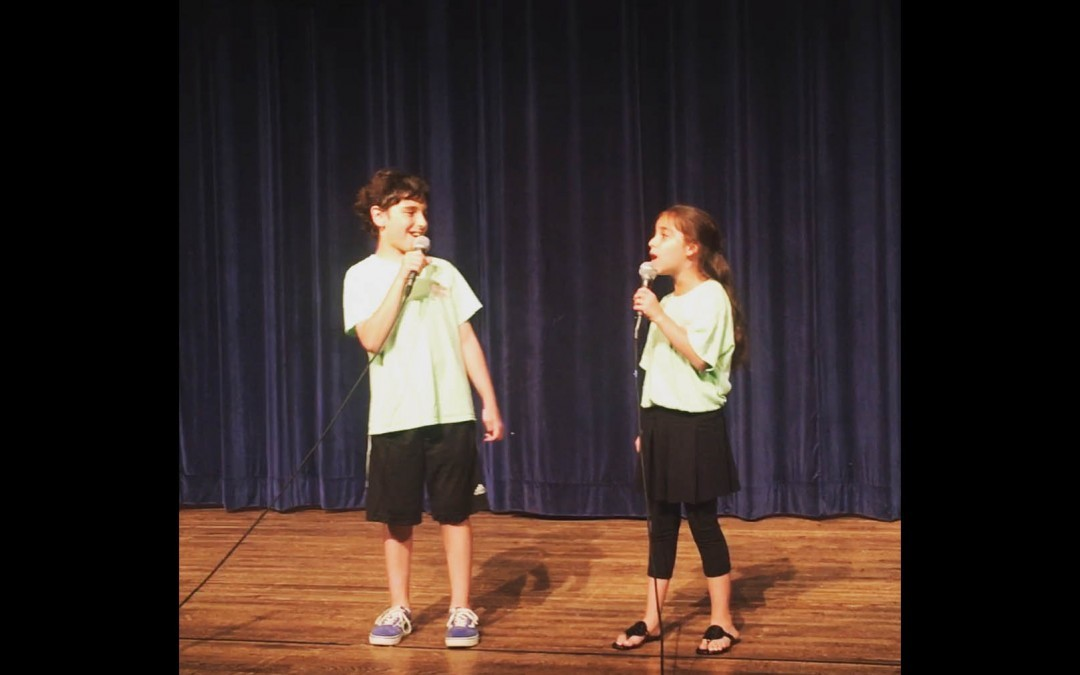 YPSS: Summer Fun for Young Artists