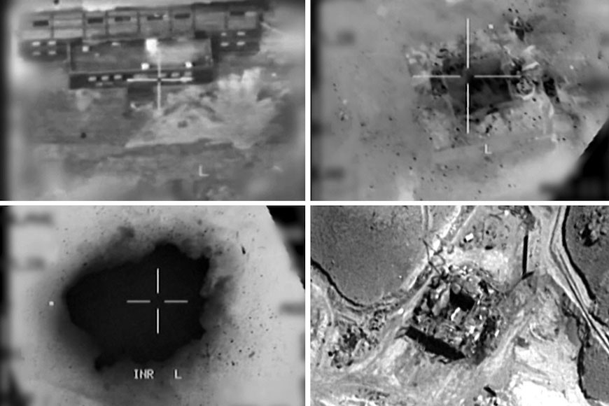 Israel Acknowledges it Destroyed Syrian Nuclear Reactor in 2007