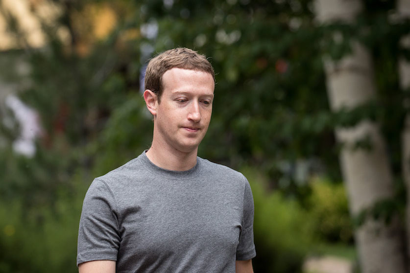 Mark Zuckerberg Unhappy that Facebook-Hired PR Firm Went After George Soros