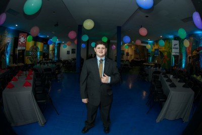 Bar Mitzvah Boy Makes Generous Donation to the Children's Guild