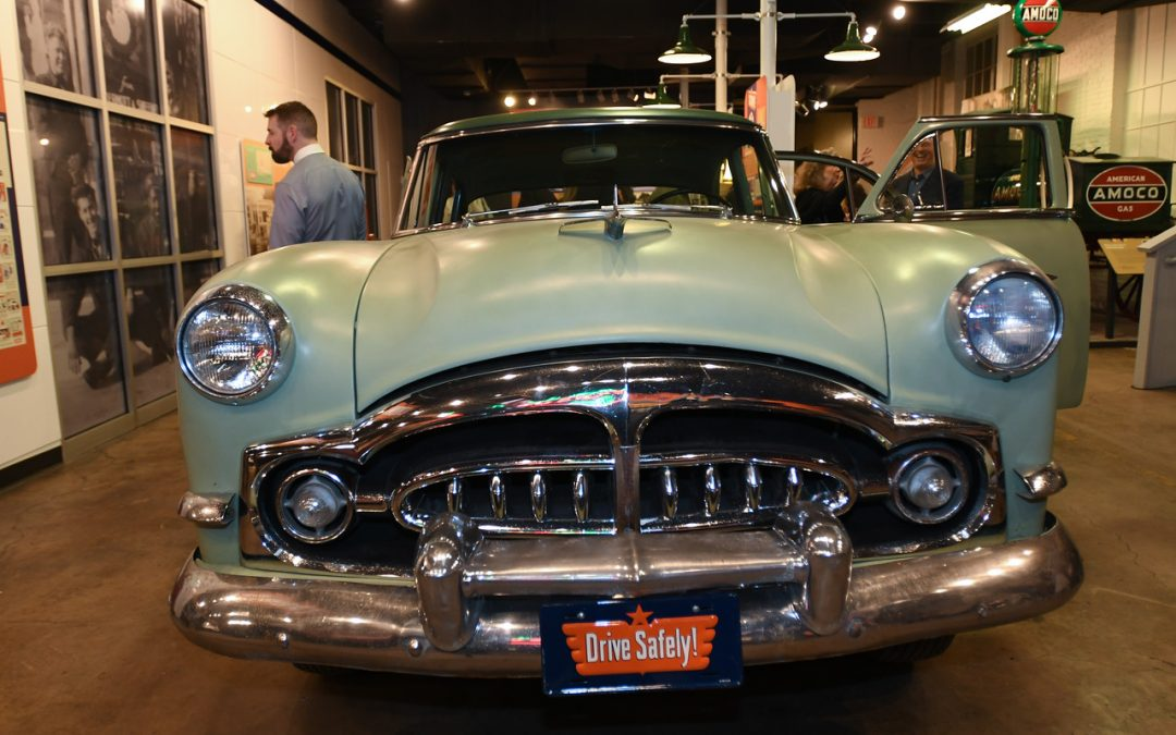 BMI Exhibition Explores the History and Future of Cars