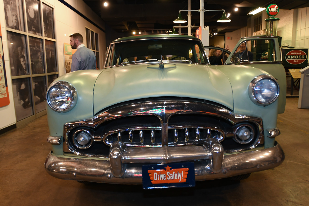 Bmi Exhibition Explores The History And Future Of Cars Jmore