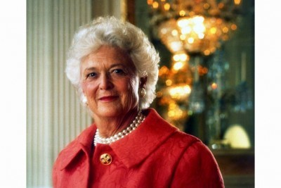 Barbara Bush's Passing Reminds Us of a Kinder, Gentler Era