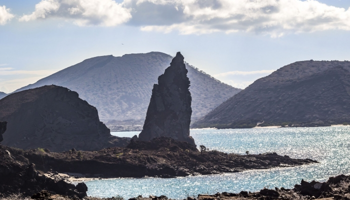 Galapagos Pinnacle Rock