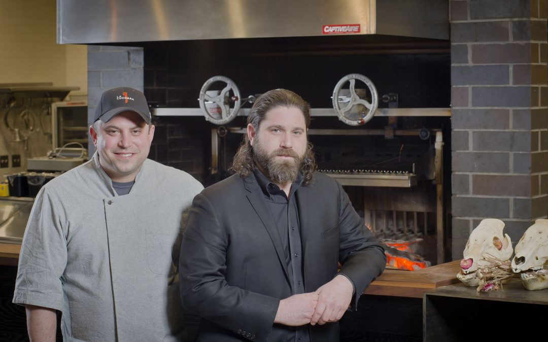 The Lefenfeld Brothers Share Their Secrets for Restaurant Realism