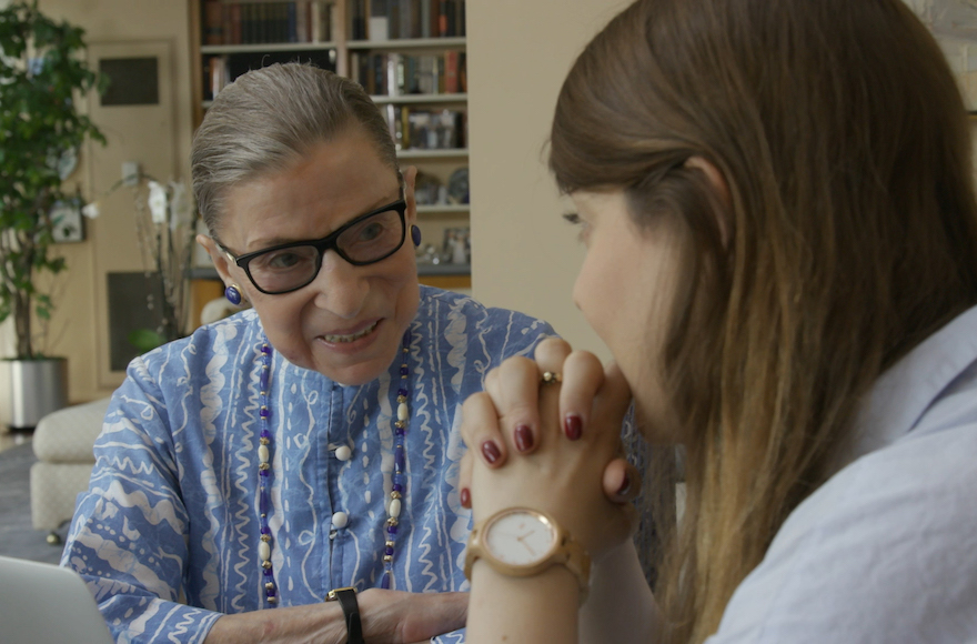 'RBG' Filmmakers Hope to Inspire Ruth Bader Ginsberg's Millennial Fans