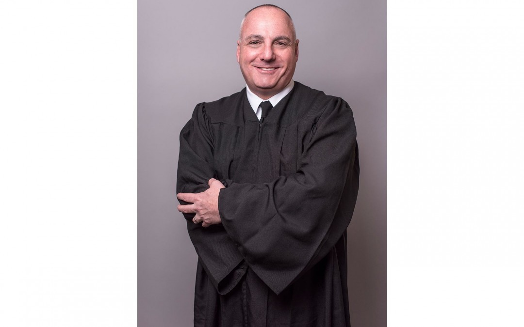 Military Judge Running for Seat on Circuit Court for Baltimore County