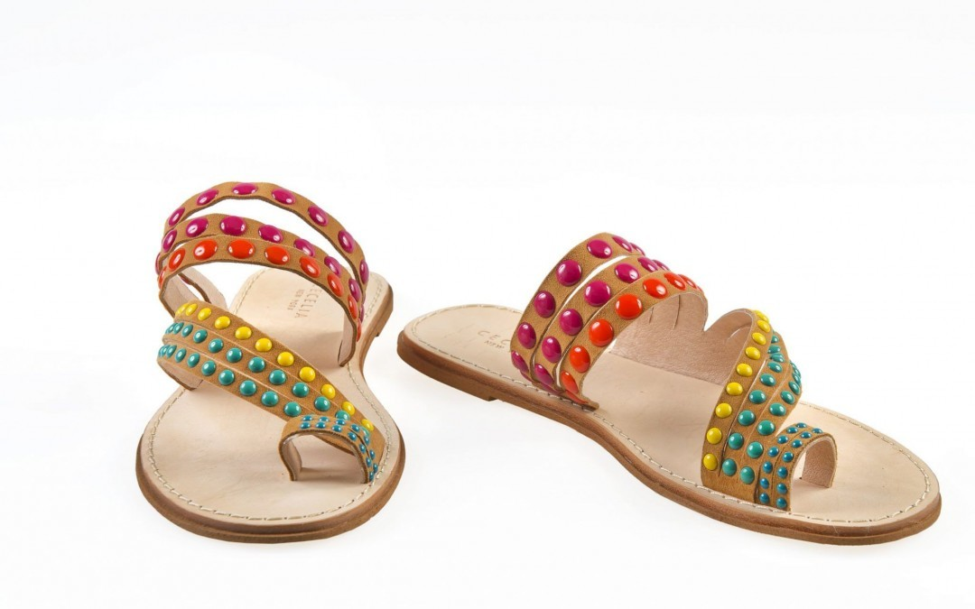 Shopping Guide: Sandals in Bright Hues