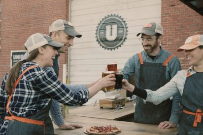 A Collective of Cooks, Climbers and Brewers