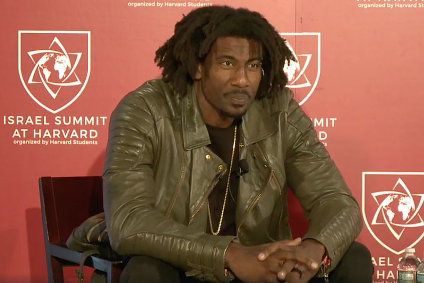 Amar'e Stoudemire is Converting to Judaism