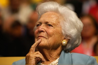 Barbara Bush was 'Gold Standard' for First Ladies, Republican Jewish Coalition Says