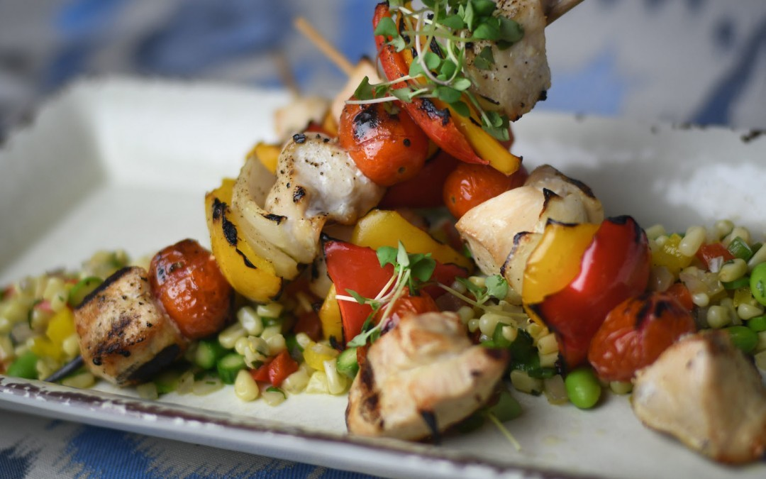 In the Kitchen: Get Your Grill On