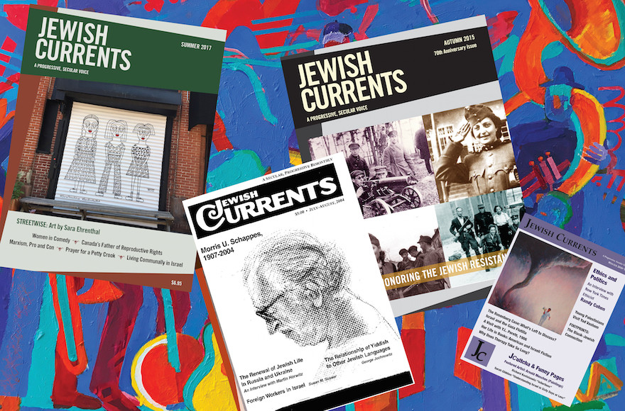 Jewish Currents, a 72-Year-Old Left-Wing Magazine, Wants to Appeal to Millennials