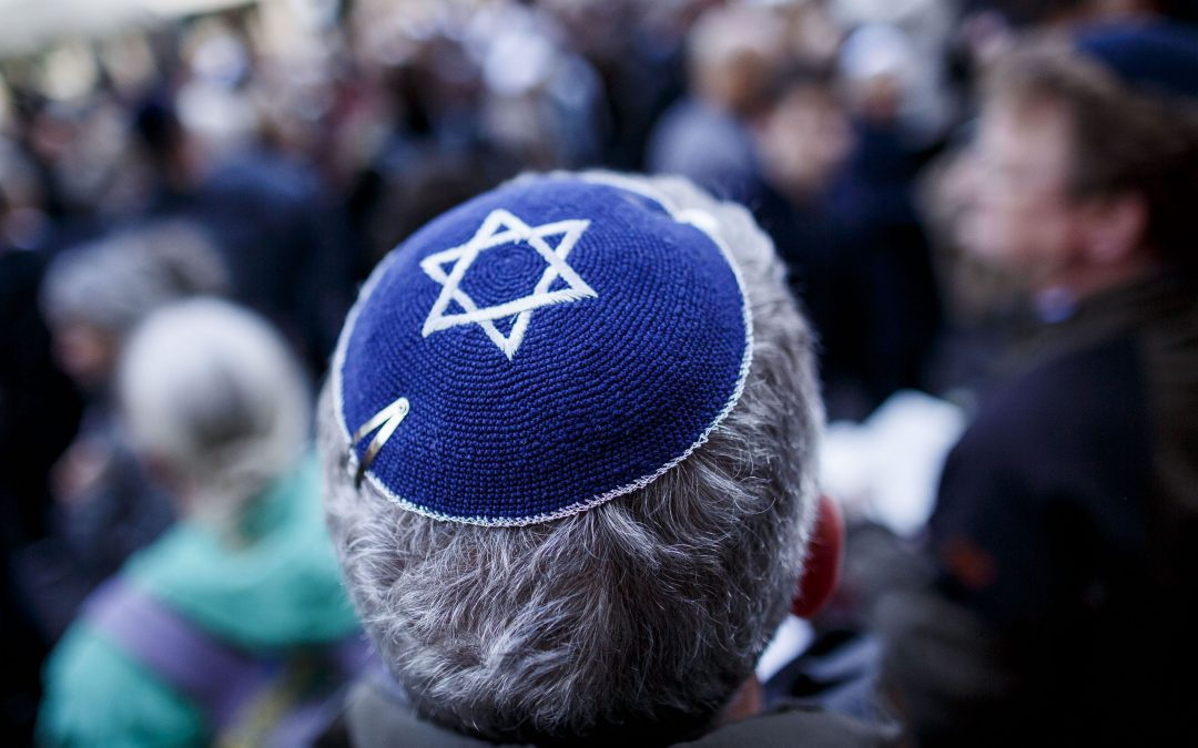 Will Europe's Jews Stop Wearing Kippahs? Most Already Have.
