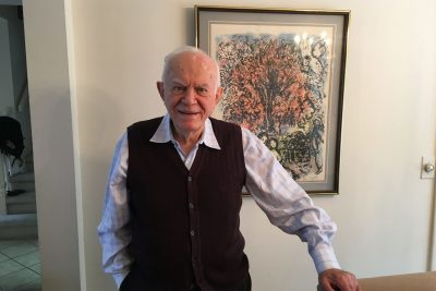Israel at 70: An American Holocaust Survivor Recalls Fighting in Israel's War of Independence