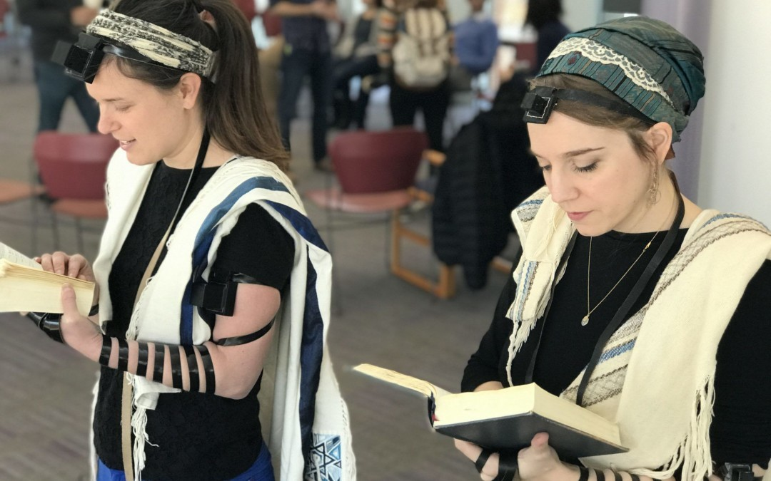 This Video Will Feature Women and Transgender Jews Teaching You How to Wear Tefillin