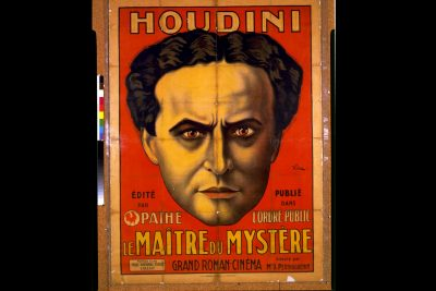 Images from 'Inescapable: The Life and Legacy of Harry Houdini' at the JMM